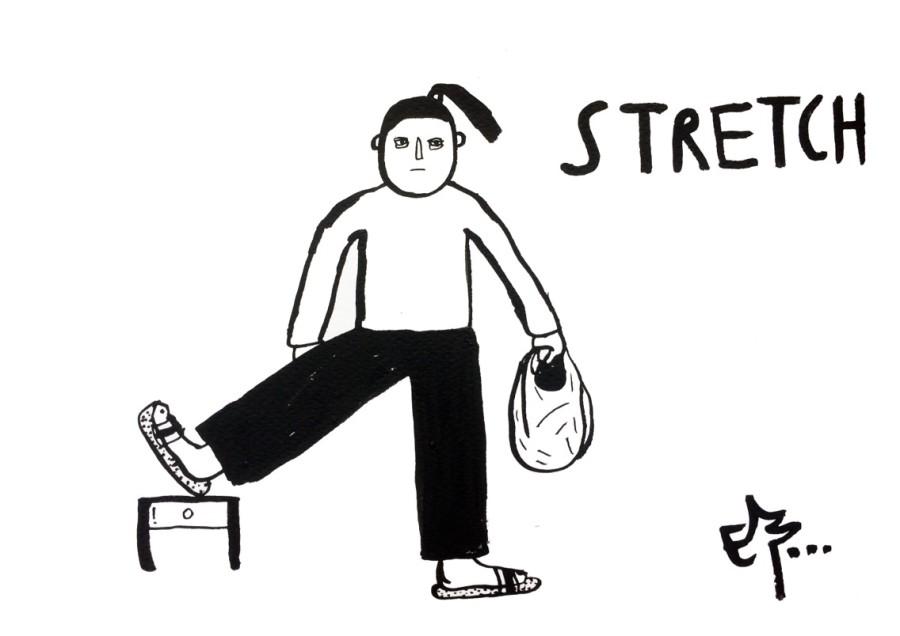 Stretch | Giclée print | A3 size