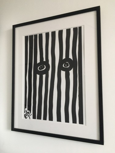 Observation In Disguise | Giclée print | A3 size
