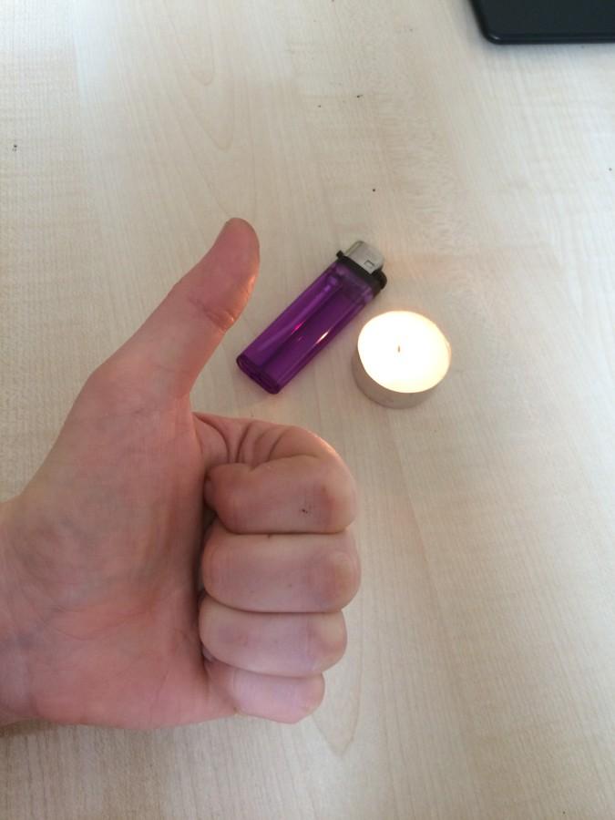 Shitty Lighter